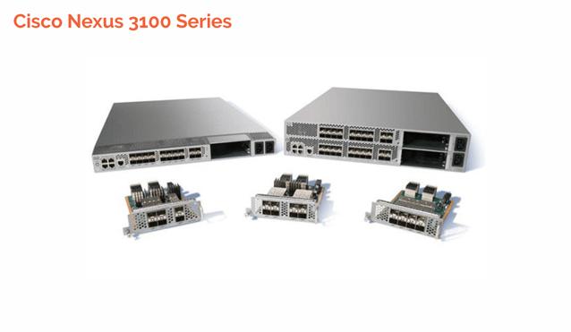 Cisco 3100 Nexus