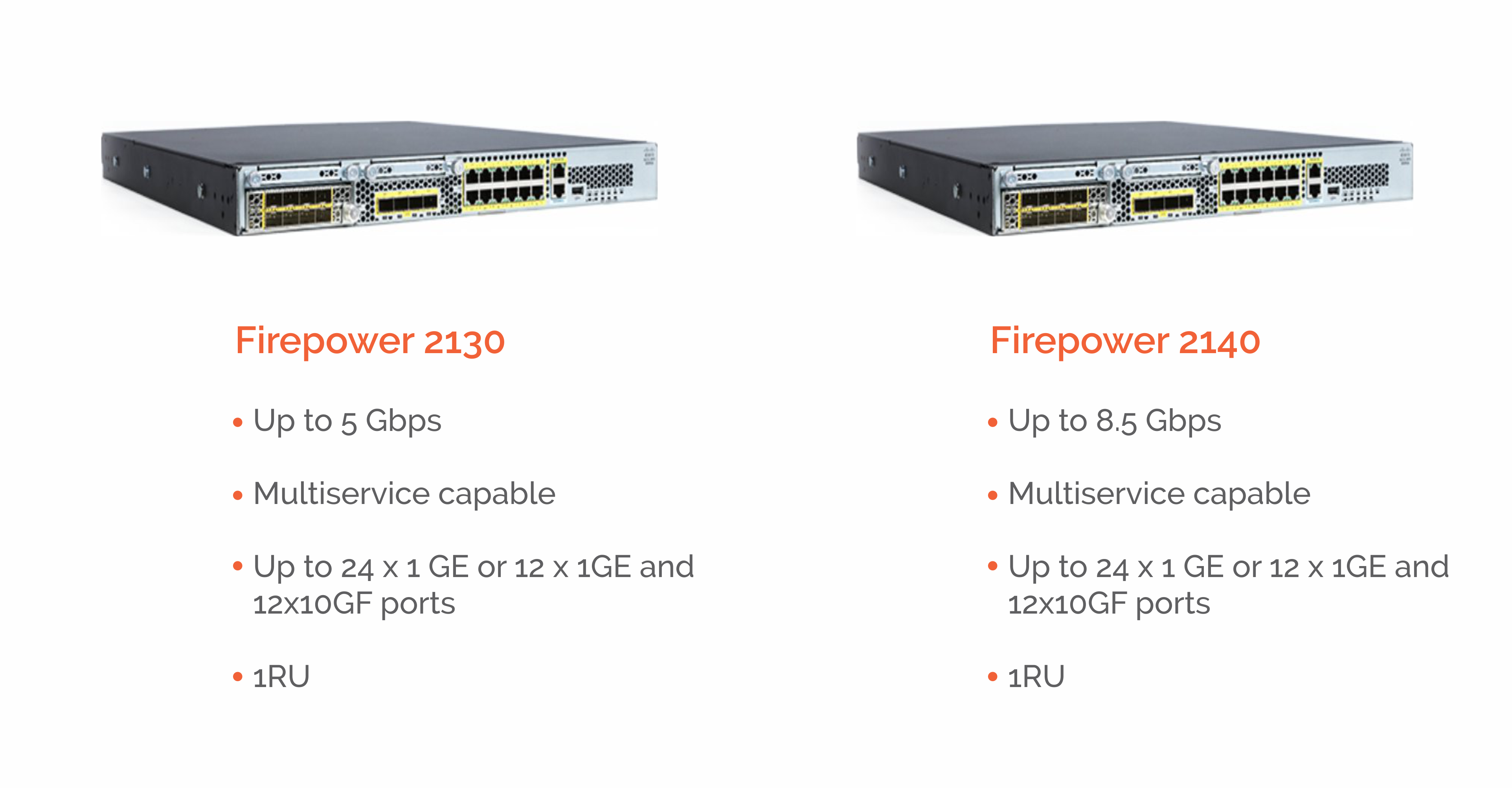 as. 7 cisco 2130 and 2140