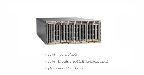 ass.10 Cisco-Nexus-5696Q-Switch