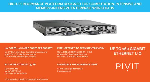 Cisco UCS B480 Blade Server specifications sheet