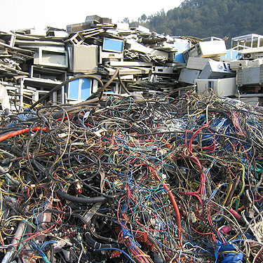E-Waste: An Industry Issue that Goes Unseen