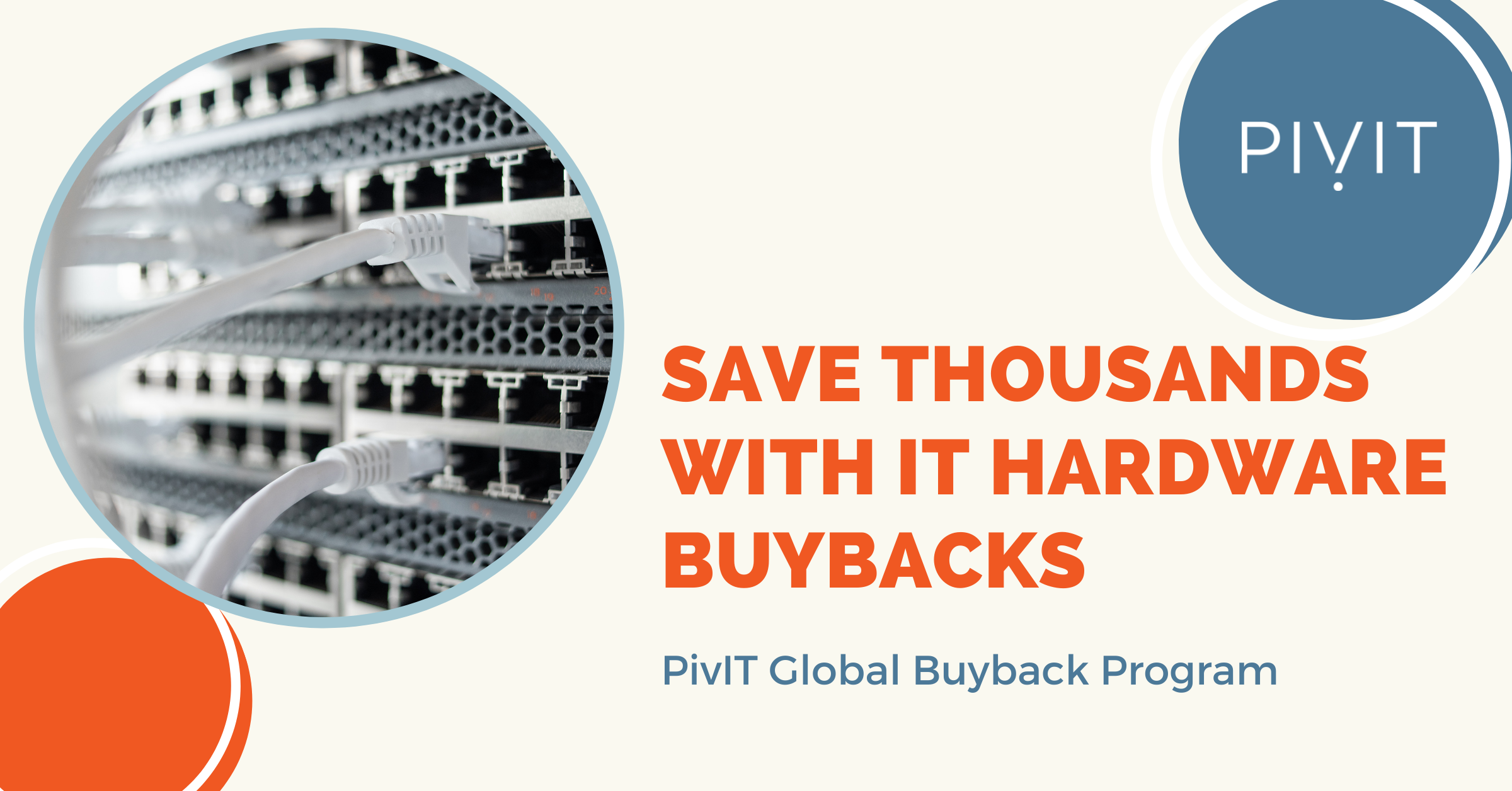 save thousands with it hardware buybacks from pivit global