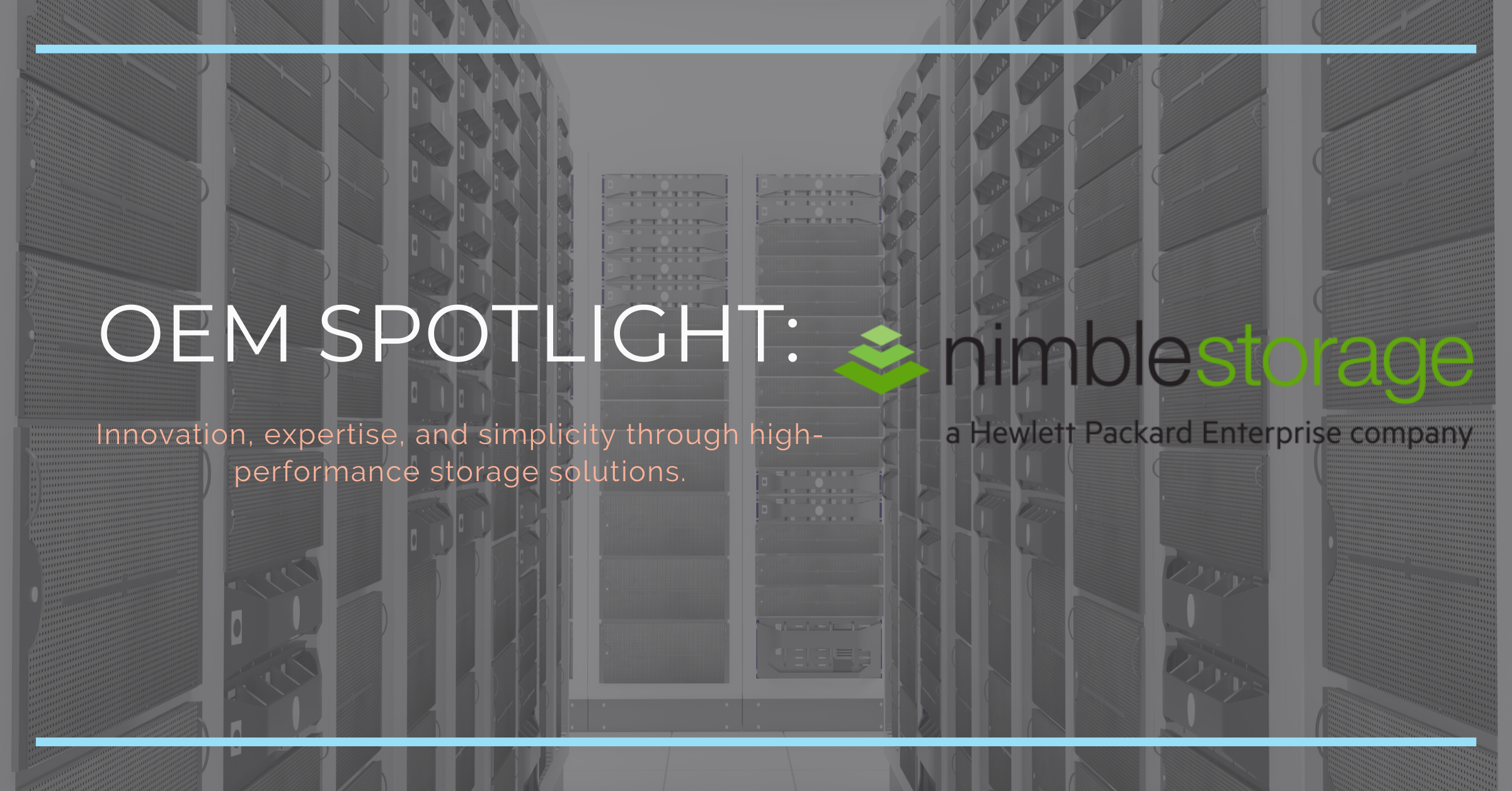 HPE Nimble Storage is Highlighted at PivIT Global