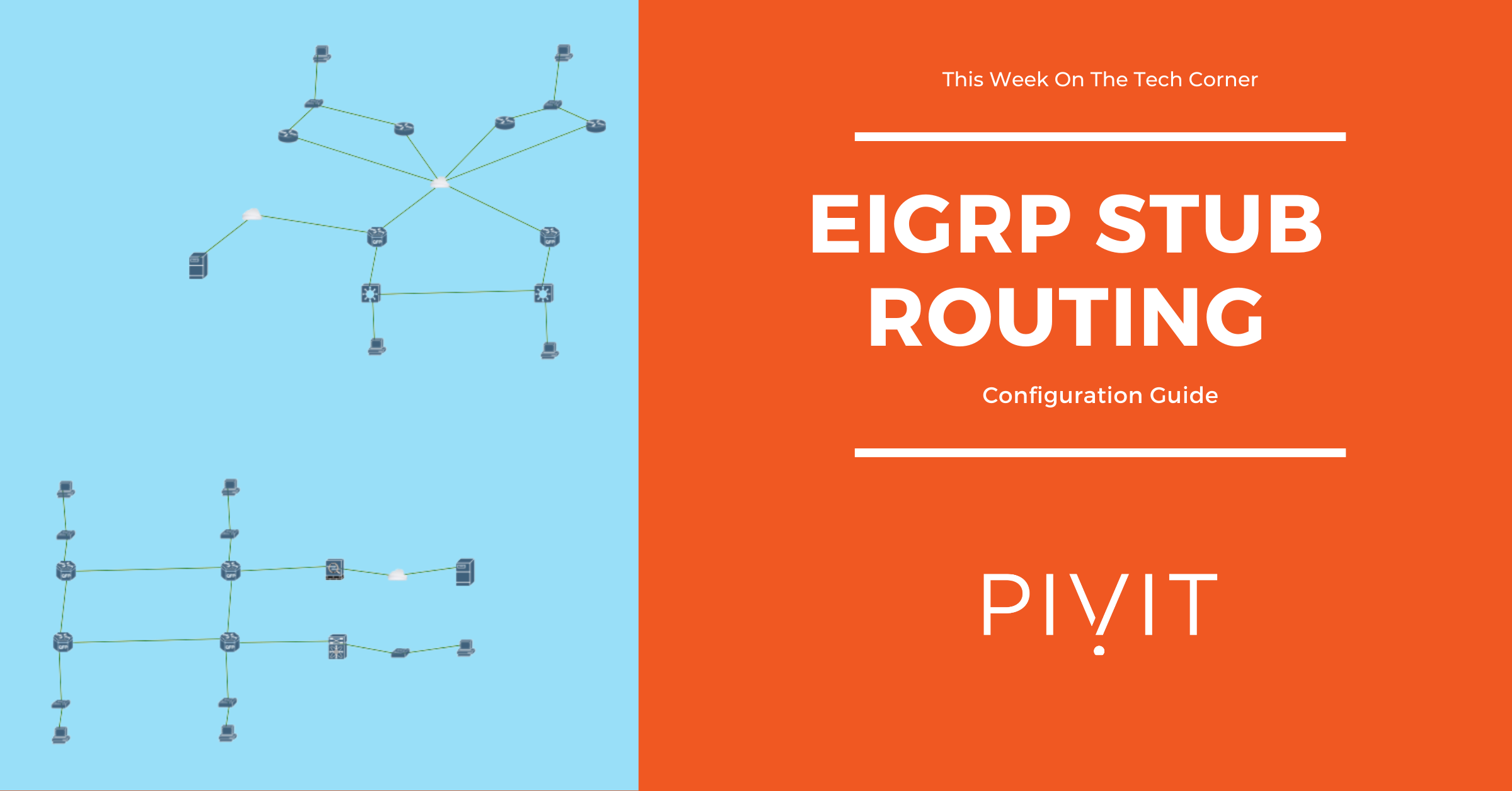 A Quick Guide to EIGRP Configuration with Stub Routing