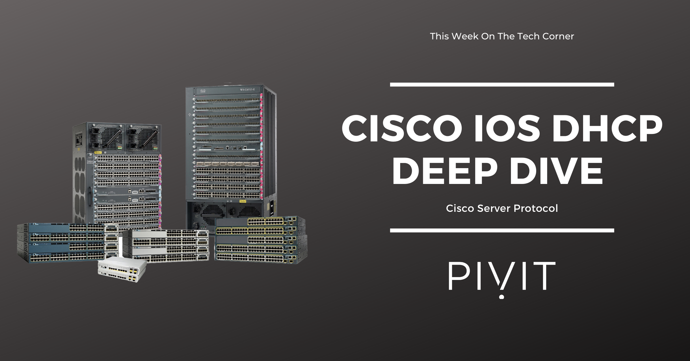 Cisco IOS DHCP Server Configuration