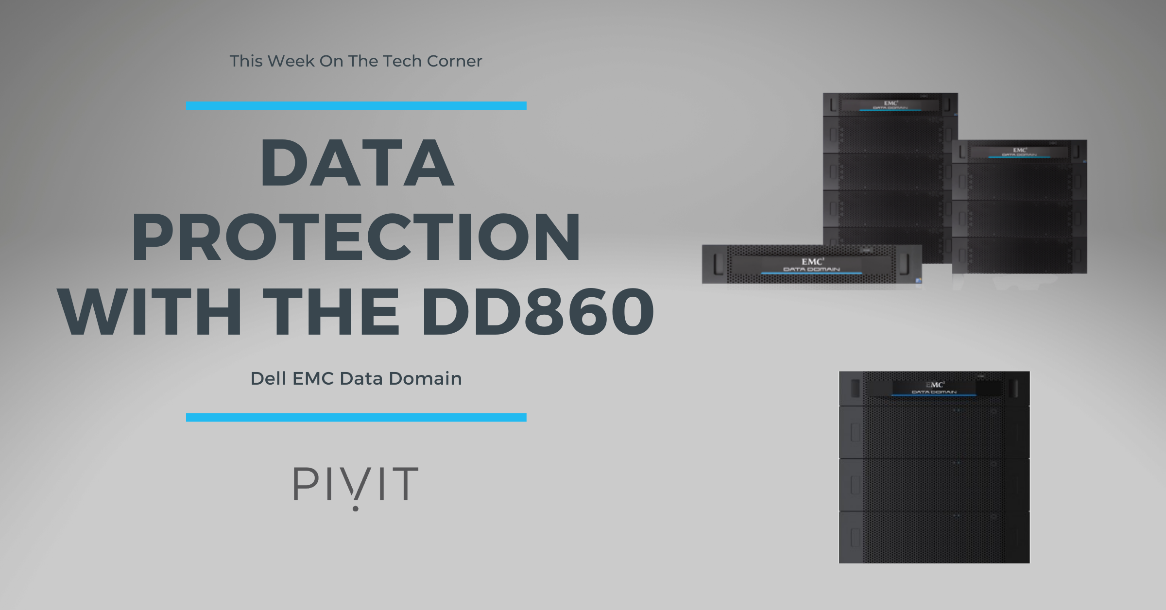 How Dell EMC's Data Domain DD860 Protects the Integrity of Your Data