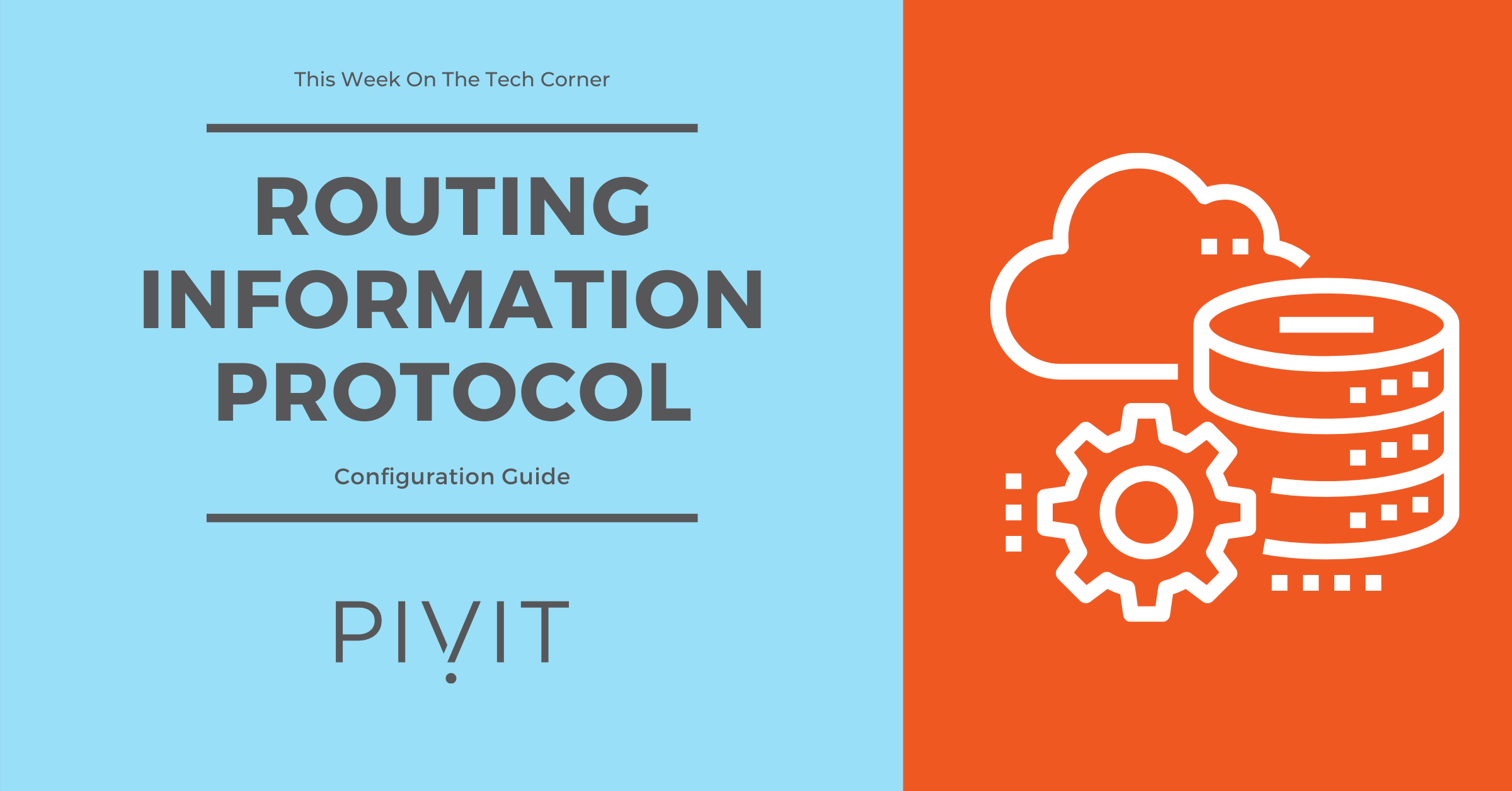 Configure and Route Efficiently with the Routing Information Protocol