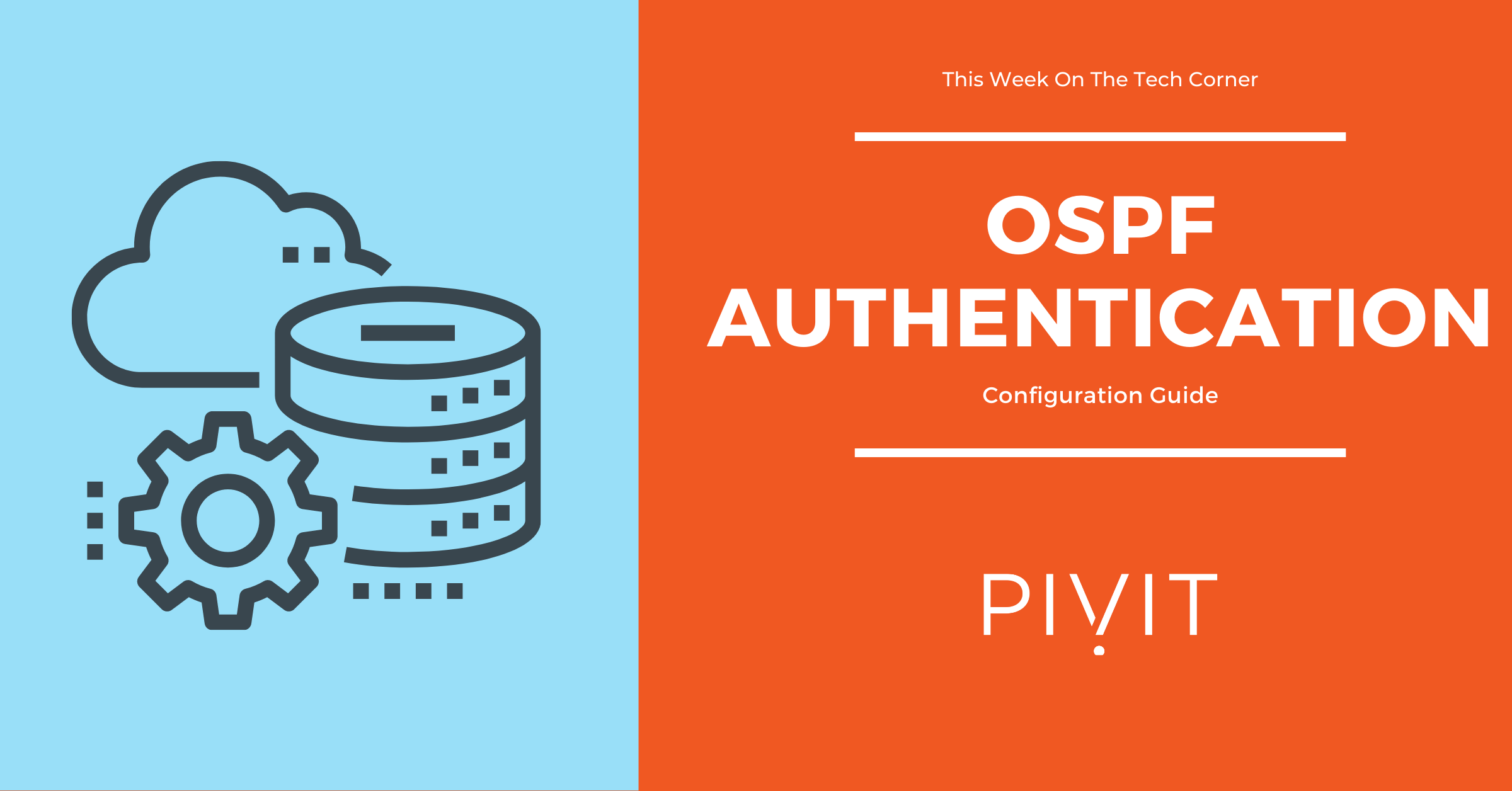 An Engineer's Guide to Configuring OSPF Authentication