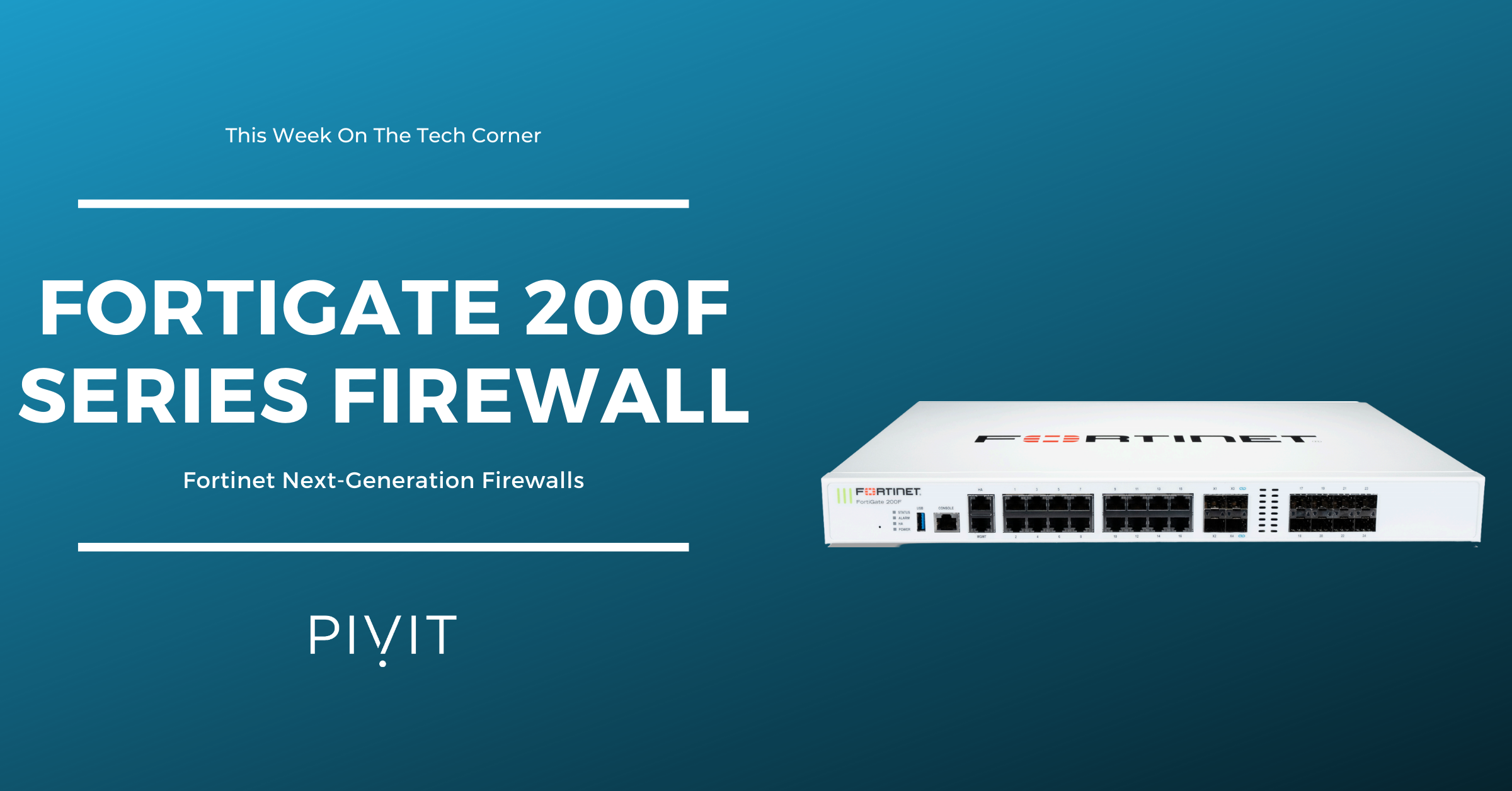 A Next Generation Firewall for Your 2021 Security Strategy