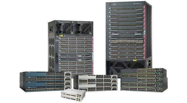 cisco switches at pivit global