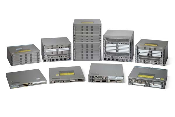 Dive into Cisco ASR 1000 Series Routers