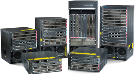 cisco server family